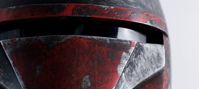 Шлем Ревана -владыки ситхов