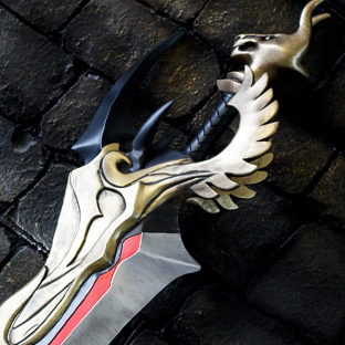 Geraint's sword, Dragon Nest, replica